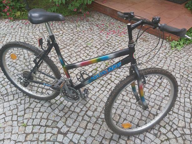 Zamienię rower na drewno kominkowe