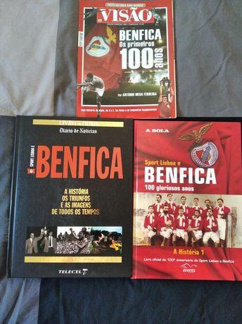 Livros+ Revista Benfica