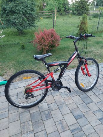 Rower młodzieżowy 24 cal