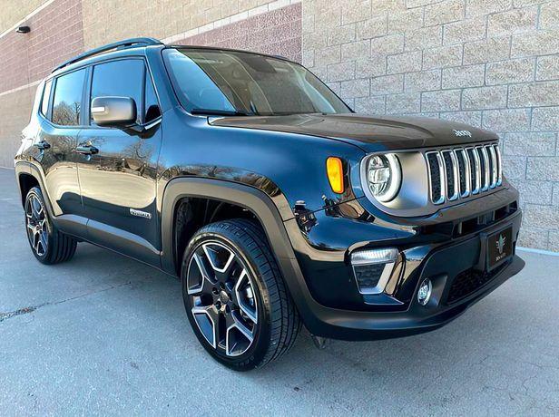 Продам Автомобіль 2019 Jeep Renegade /