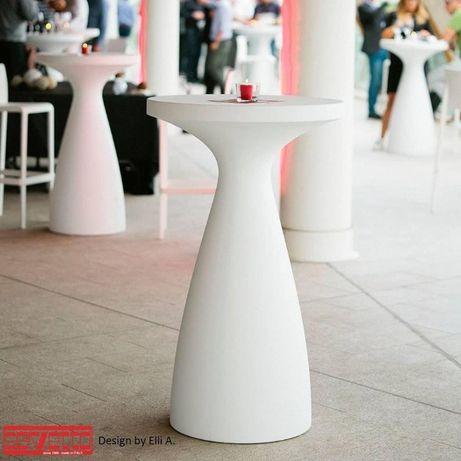 Mesa led para jardim