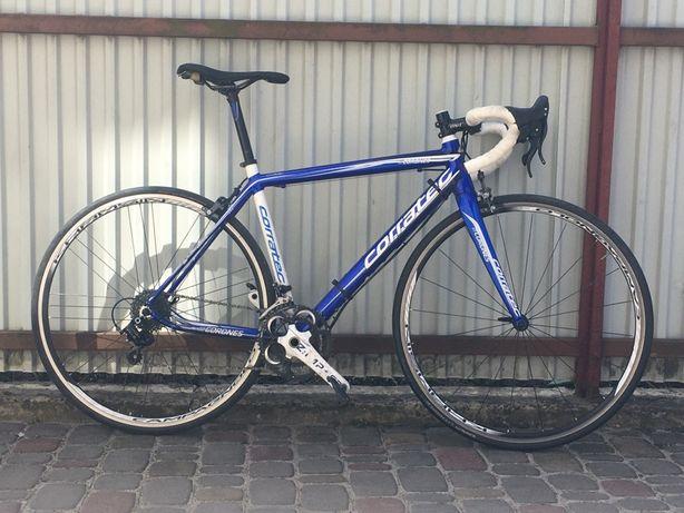 Шоссейний велосипед corratec rt corones (s works canyon cube bianchi)