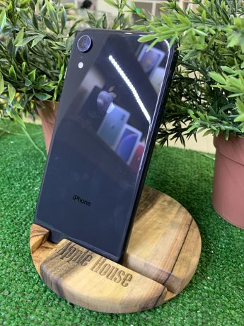 IPhone Xr 64GB Black Neverlock Гарантия до 12 мес Магазин