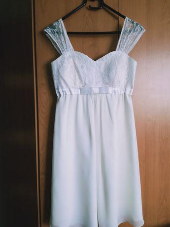 Sliczna sukienka wizytowa