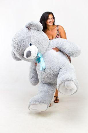 Большой плюшевый медведь Томми плюшевый мишка, мягкая игрушка мягкий