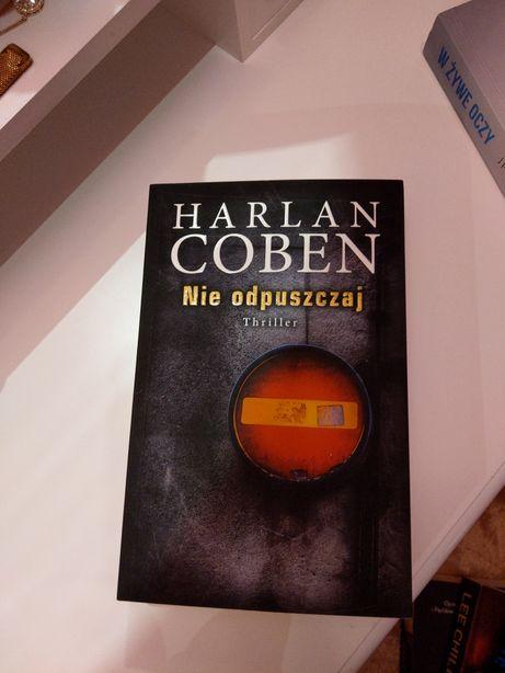 Nie odpuszczaj - Harlan Coben - kryminał