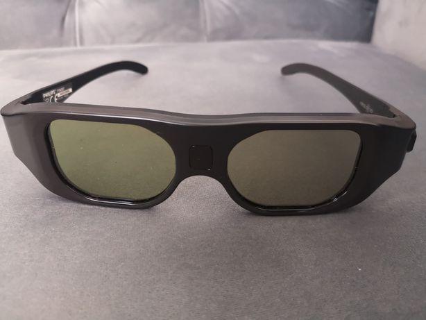 Okulary Philips 3D aktywne 2 szt. PTA507