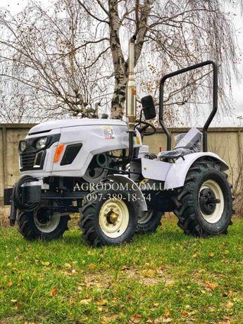Трактор Булат Т 25 мастер +фреза 140+2к плуг,Міні трактор,Доставка