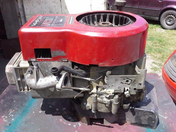 Kosiarka traktorek silnik 14,5 hp koło zamachowe