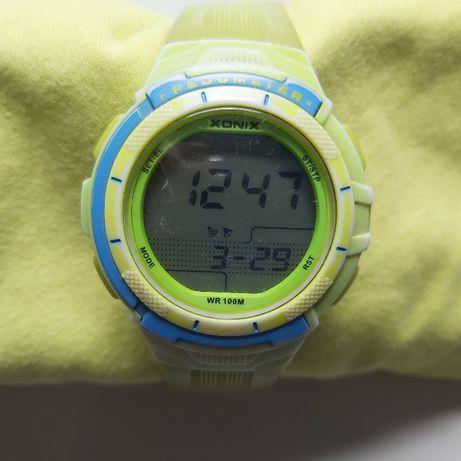 Zegarek krokomierz Pedometer Watch XONIX GSP-003 wodoszczelny 100 m