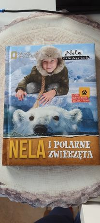 Nela mała reporterka. Nela i polarne zwierzęta.