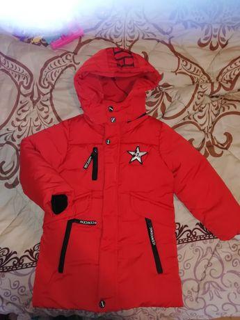 Курточка зимняя р. 98-104