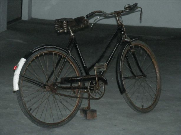 Bicicleta Pasteleira Antiga.