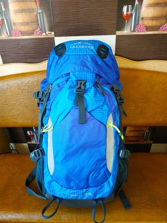Рюкзак туристический для путешествий Leadhake 40+5 литров
