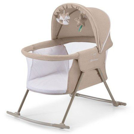 Łóżeczko kołyska kinderkraft lovi dla niemowląt
