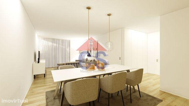 Apartamento T3 NOVO no centro - Vila Nova de Famalicão