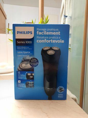 Máquina de barbear Philips series 1000