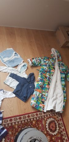 Ubranka dla niemowląt