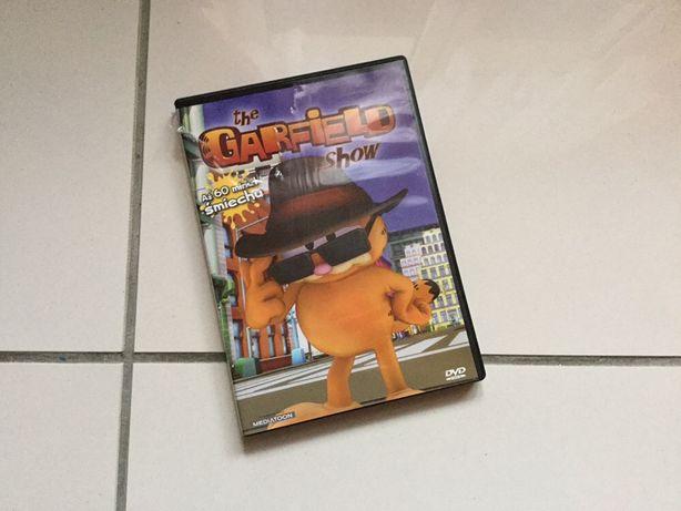 Film dvd garfield show lub zamiana akwarystyka lub inne