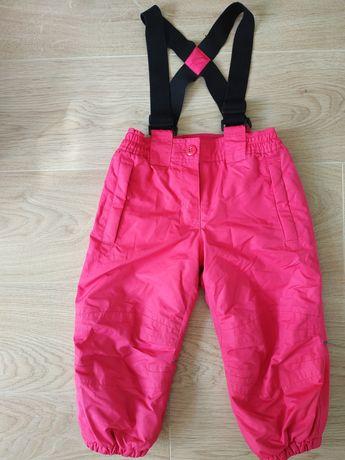 Зимний полукомбинезон, штаны для девочки Lupilu, Zara, HM