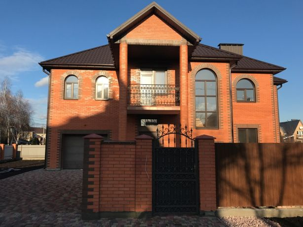 Дом новый в аренду(продам) на Софиевской Борщаговке