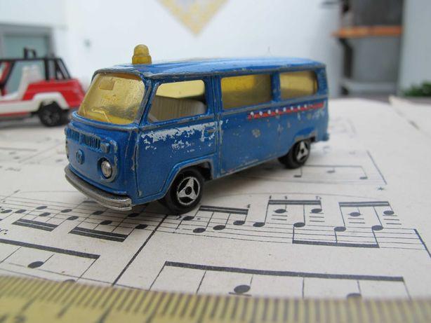Majorette VW Volkswagen T1 Pão de Forma 244 - Miniatura Antiga