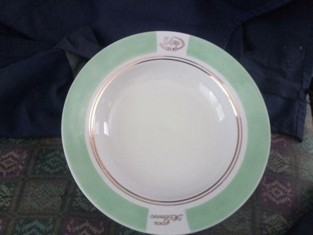 Агитационные тарелки