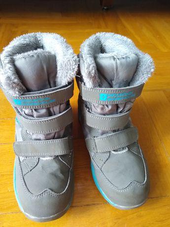 Sprzedam buty zimowe ocieplane Mountain Werehouse