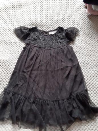 Sukienka tiulowa firmy Zara