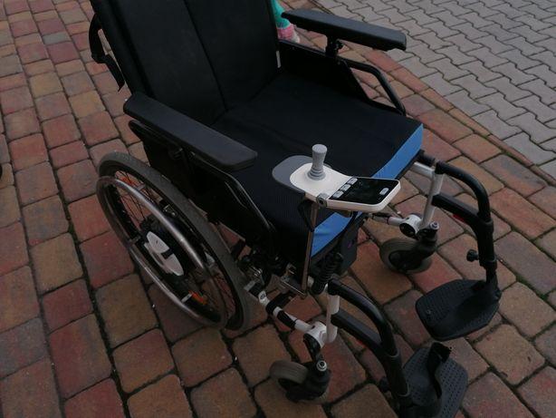 Wózek inwalidzki elektryczny DIETZ