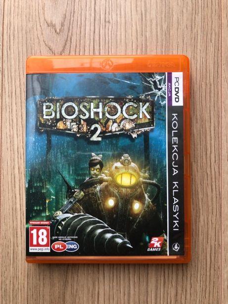 Gra BioShock 2 PC DVD PL ENG