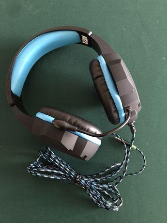 Słuchawki Tracer Expert Blue