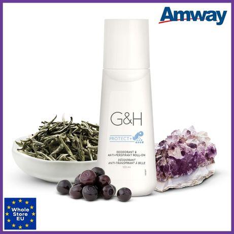 Amway Амвей G&H Protect+ Роликовый дезодорант антиперспирант