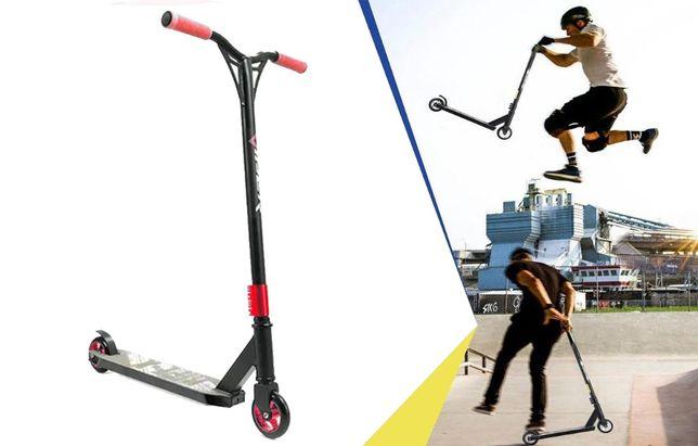 Трюковый самокат Viper Hipe с металлическими колесами для трюков
