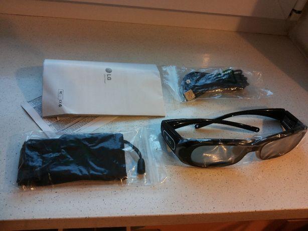 Okulary 3D LG AG-S250 Nowe!!!