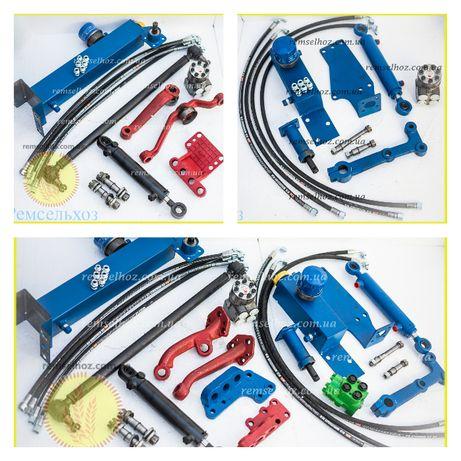 Комплект переоборудования на насос дозатор МТЗ 80,82,ЮМЗ,Т150,Т40