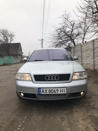 Обменяю Audi A6 C5 1.9 TDI (автомат) (1997)