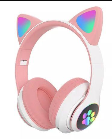 Headphones Cat Ear