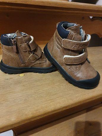 Демисезонні чобітки для хлопчика