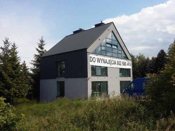 Budynek usługowo-biurowy w Mogilanach bezpośrednio przy Zakopiance