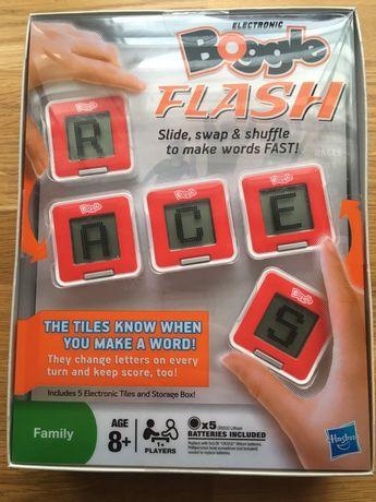 Gra Boggle Flash Hasbro wersja angielska