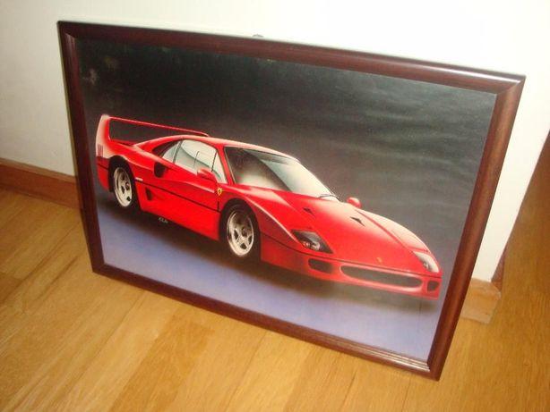 Quadro Ferrari F40
