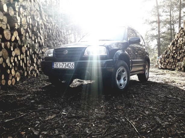 Suzuki Grand Vitara 2004r 4x4 1,6 benzyna