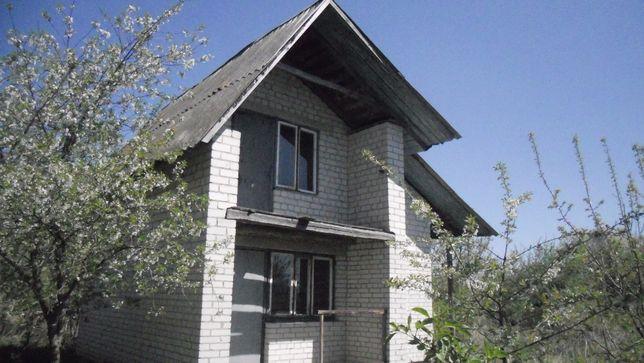 Дачный участок с домиком. возможен обмен.