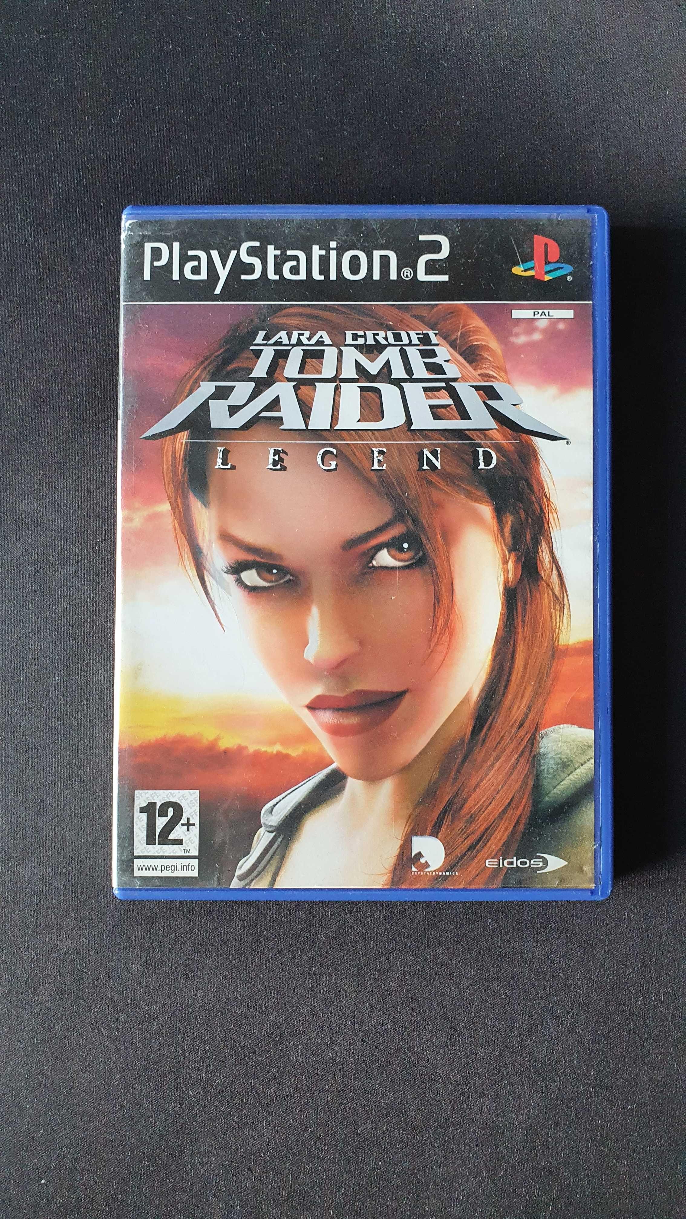 Tomb Raider: Legend - PS2