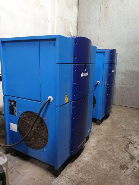 Kompresor śrubowy CompAir filtr separator naprawa olej części Boge