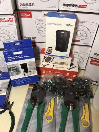 Оборудование для видеонаблюдения интернета сигнализации с гарантией