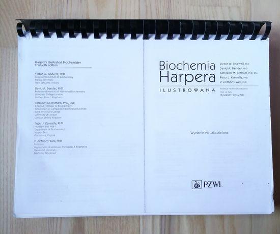 Biochemia Harpera 2018.