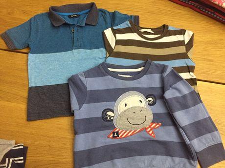 Bluza koszulka next george h&m 98-104