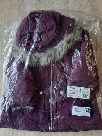 Kurtka Zimowa H&M rozmiar 98